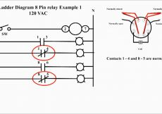 11 Pin Ice Cube Relay Wiring Diagram - 8 Pin Relay Wiring Relay Connection 8 Pin Relay Connection 14c
