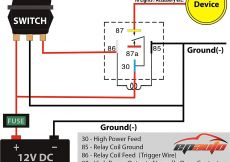120 Volt Relay Wiring Diagram - 120 Volt Relay Wiring Diagram Elegant Wiring Diagram for Relays 12 Volt Relay Carlplant Likeness 13d