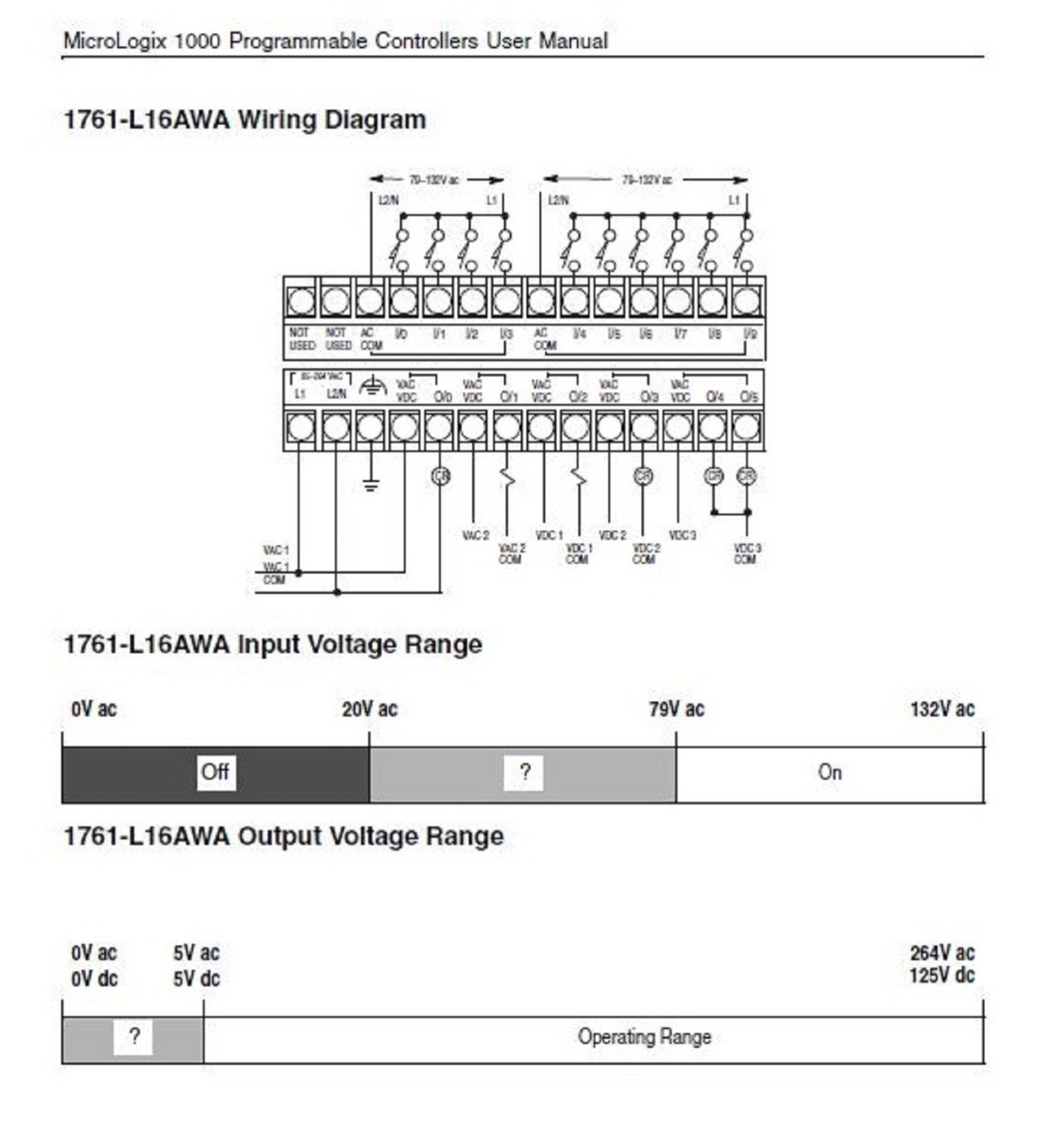 1761 cbl pm02 wiring diagram Download-Micrologix 1000 Wiring Diagram Unique Outstanding Micrologix 1000 Programming Picture Collection 8-s
