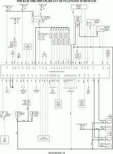 1994 Dodge Ram Wiring Diagram - Wiring Diagram for 1994 Dodge Ram 1500 Wiring Rh Westpol Co 1998 Dodge Ram 1500 Radio 15s