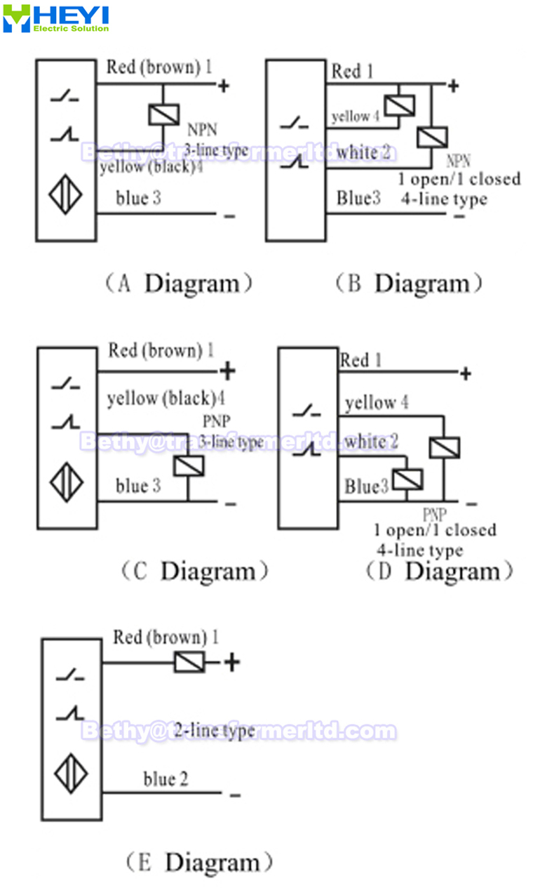 2 wire dc proximity sensor wiring diagram Download-Wiring diagram 16-i