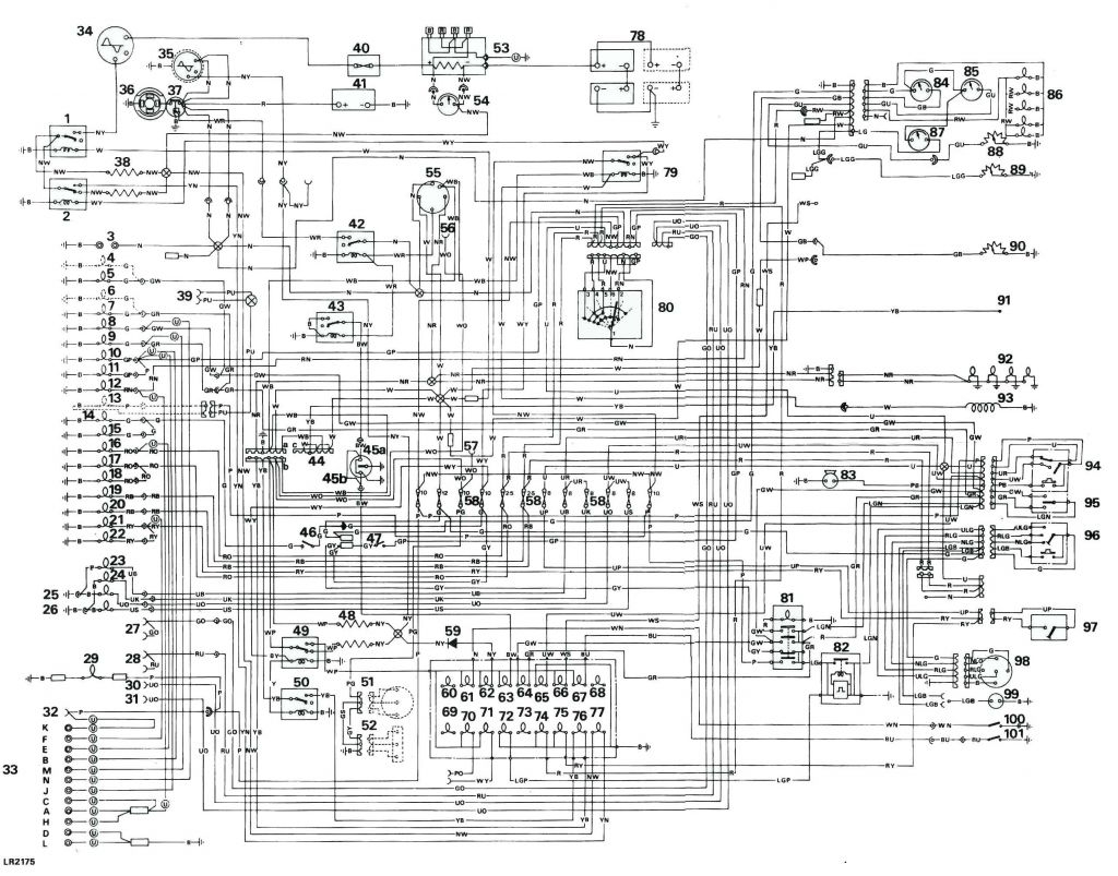 2000 Land Rover Discovery 2 Wiring Diagram Gallery