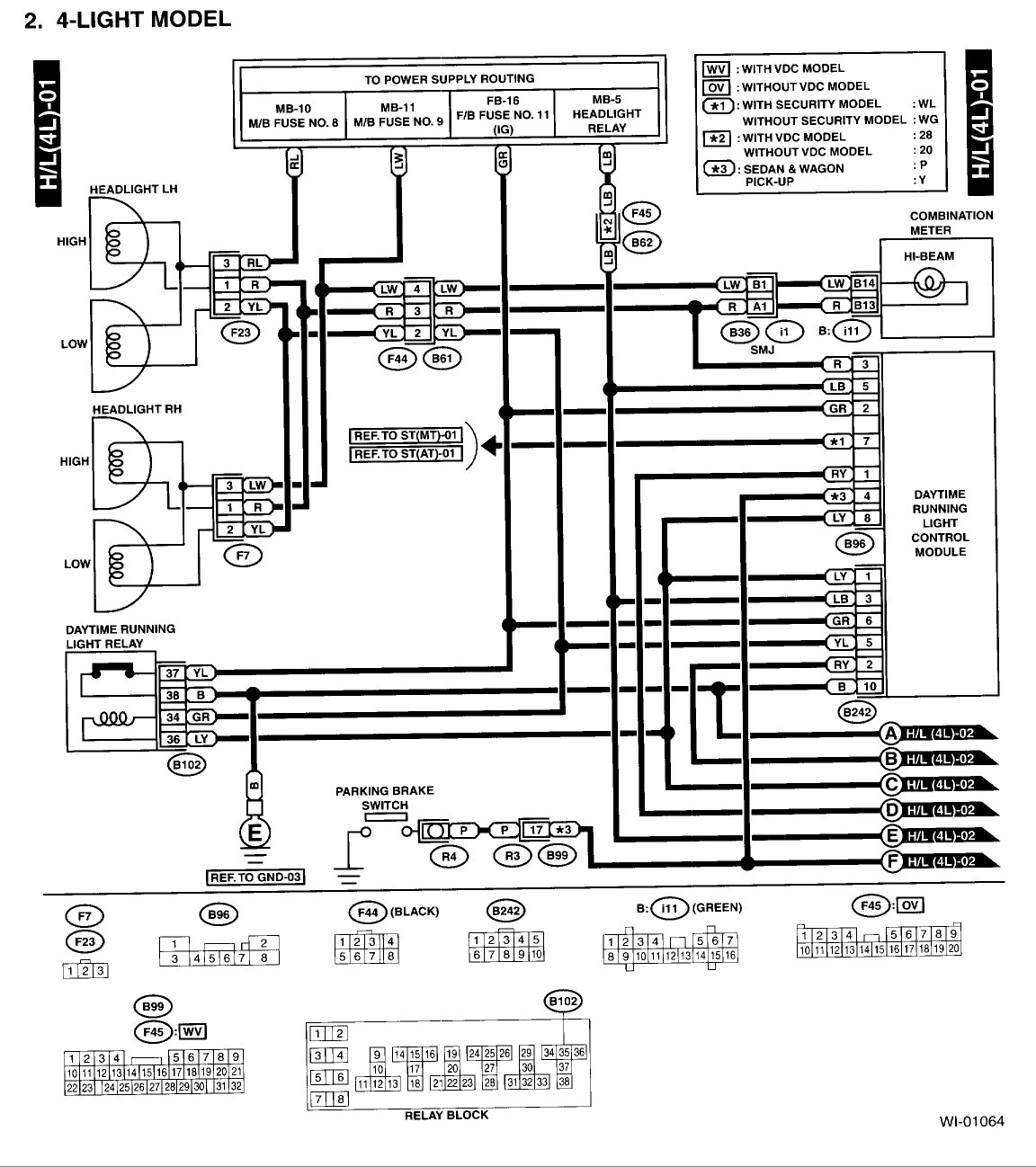 2001 subaru outback wiring diagram Download-2000 subaru outback radio wiring diagram on 2000 subaru legacy turn rh daniablub co 2010 Subaru 3-o