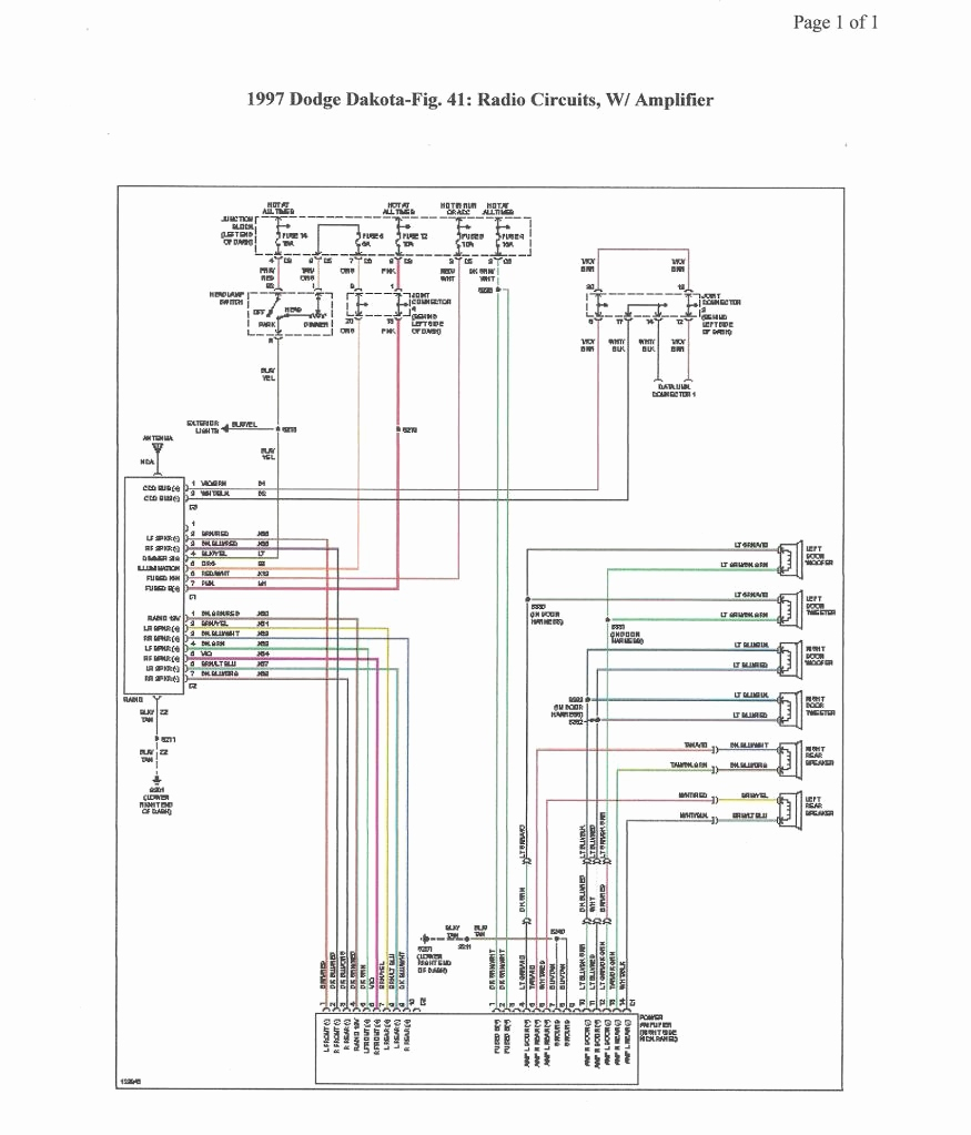 Diagram 2001 Dakota Radio Wiring Diagram Full Version Hd Quality Wiring Diagram Blogxfick Achatsenchine Fr