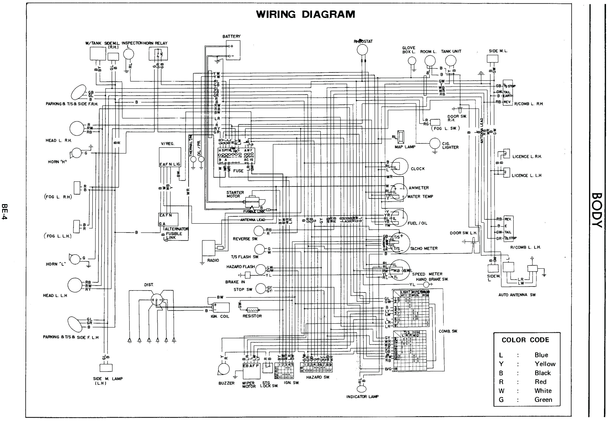 2003 Mini    Cooper       Wiring       Diagram    Collection