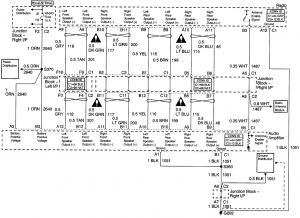 2004 Monte Carlo Radio Wiring Diagram - Monte Carlo No sound From Radio Help Graphic Monte Wiring Diagram Speakers to Amp 1t