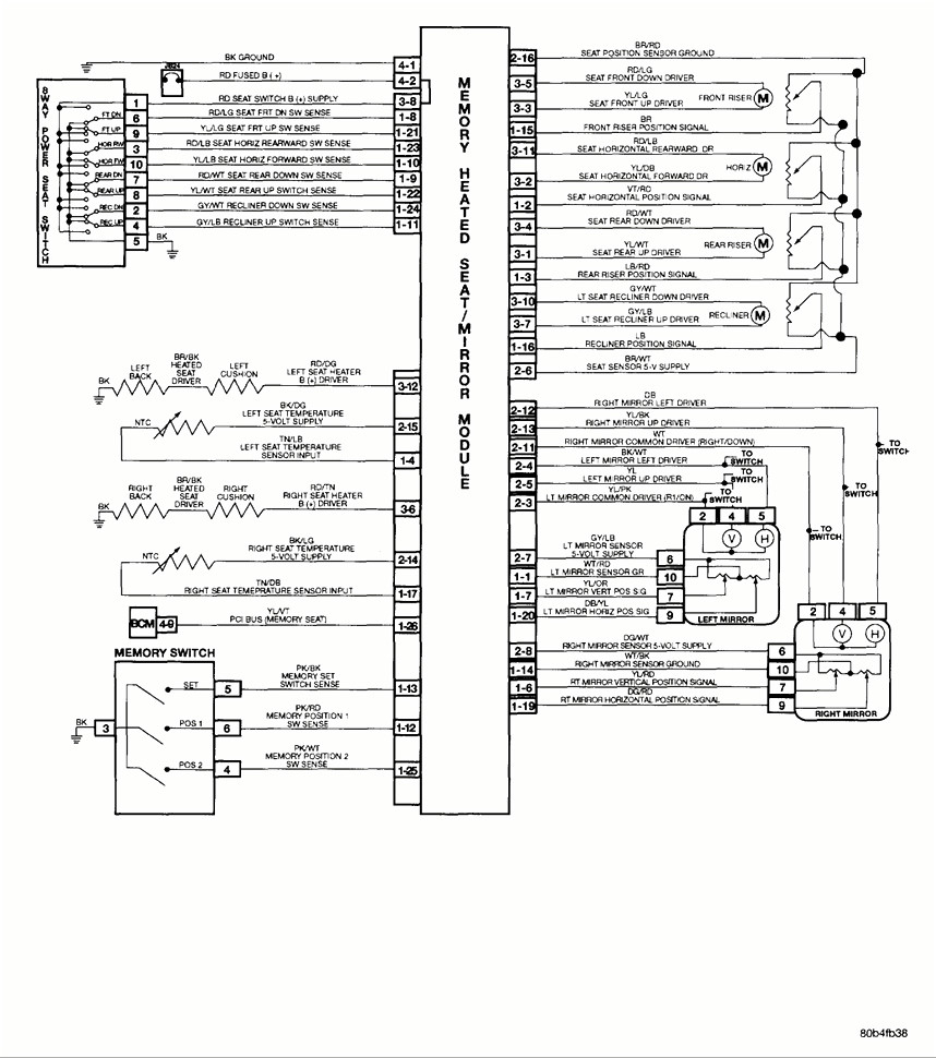 2005 chrysler 300 wiring diagram Download-2005 Chrysler 300 Wiring Diagram 4-d