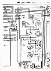 2005 Impala Ignition Switch Wiring Diagram - 1964 Chevy Ii All Models Right 12p