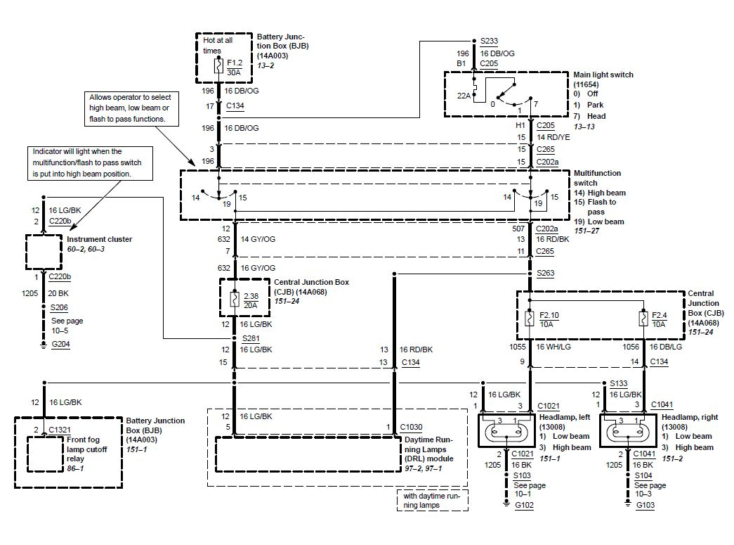 2005 mustang headlight wiring diagram Download-1999 ford Mustang Wiring Diagram Unique 2000 Gt 4 6 Engine Wiring Diagram – ford Mustang 13-r