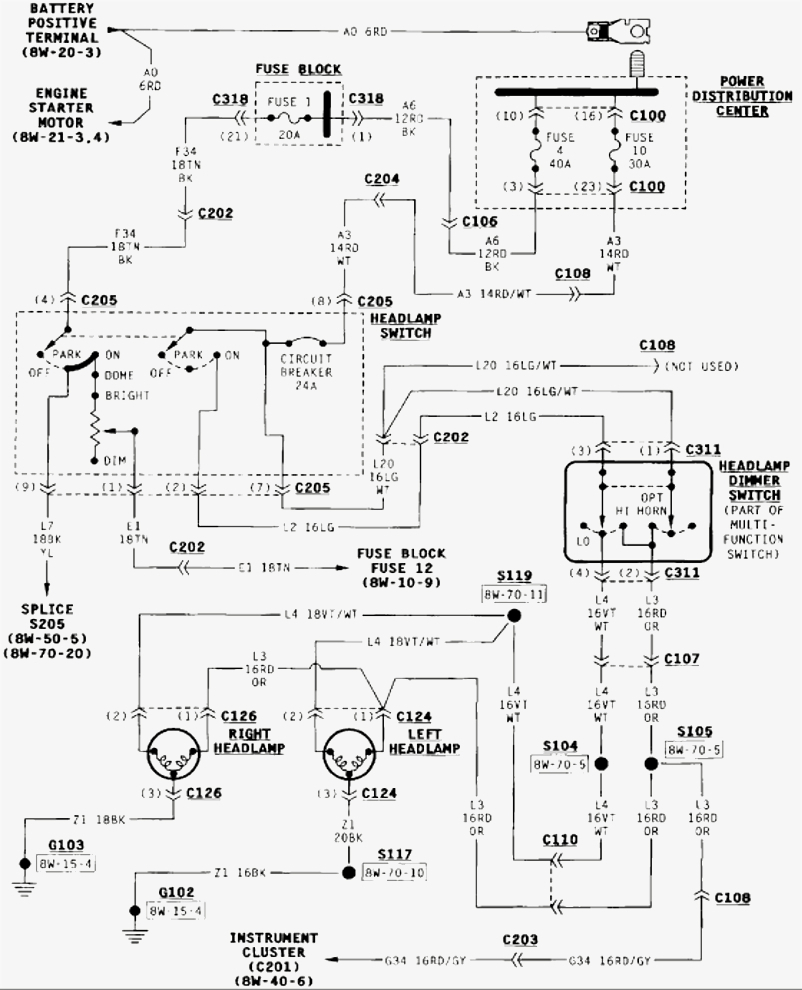 2006 Jeep Liberty Tail Light Wiring Diagram : 2006 jeep liberty wiring diagram collection ~ A.2002-acura-tl-radio.info Haus und Dekorationen