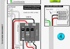 220v Hot Tub Wiring Diagram - 220v Hot Tub Wiring Diagram Do It Yourself How to Magnificent Breaker 12s