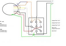 240v Motor Wiring Diagram Single Phase - Single Phase Motor Wiring Diagram with Capacitor Start Webtor Me New Run Weg Motors In 10c