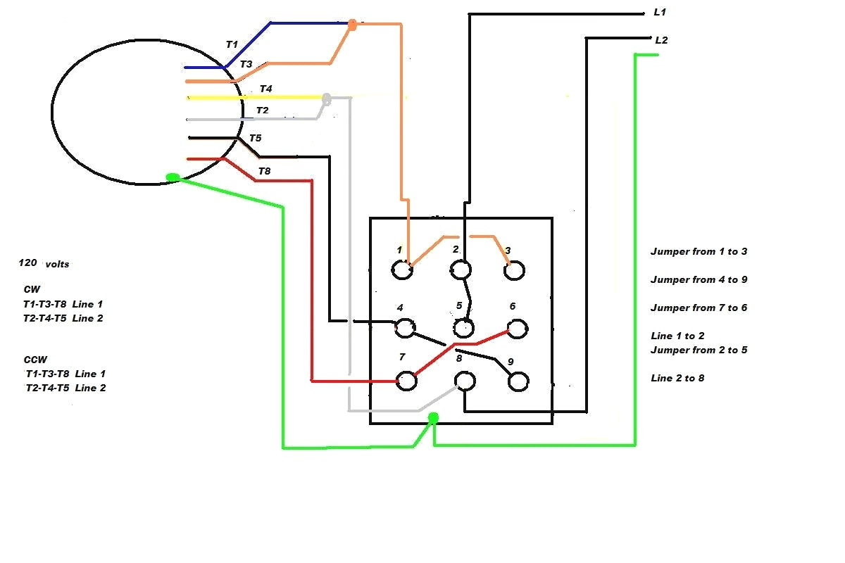Diagram 120 240 Motor Wiring Diagram Full Version Hd Quality Wiring Diagram Shock One Weblula It