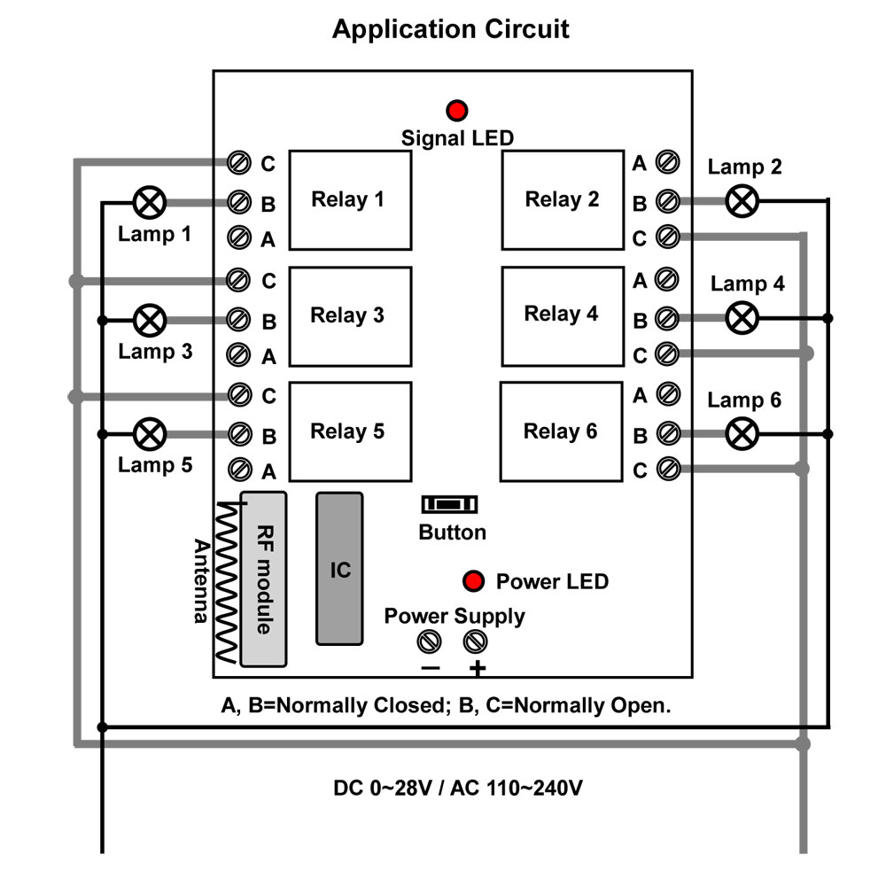 24V Hvac Relay Wiring Diagram from wholefoodsonabudget.com