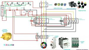 3 Phase Contactor Wiring Diagram Start Stop - 3 Phase Contactor Wiring Diagram Start Stop Download Circuit Diagram Contactor Best 3 Phase Motor 11j
