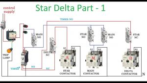 3 Phase Contactor Wiring Diagram Start Stop - 3 Phase Contactor Wiring Diagram Start Stop Fresh Unusual Start Stop Relay Electrical Circuit Diagram Ideas 7f