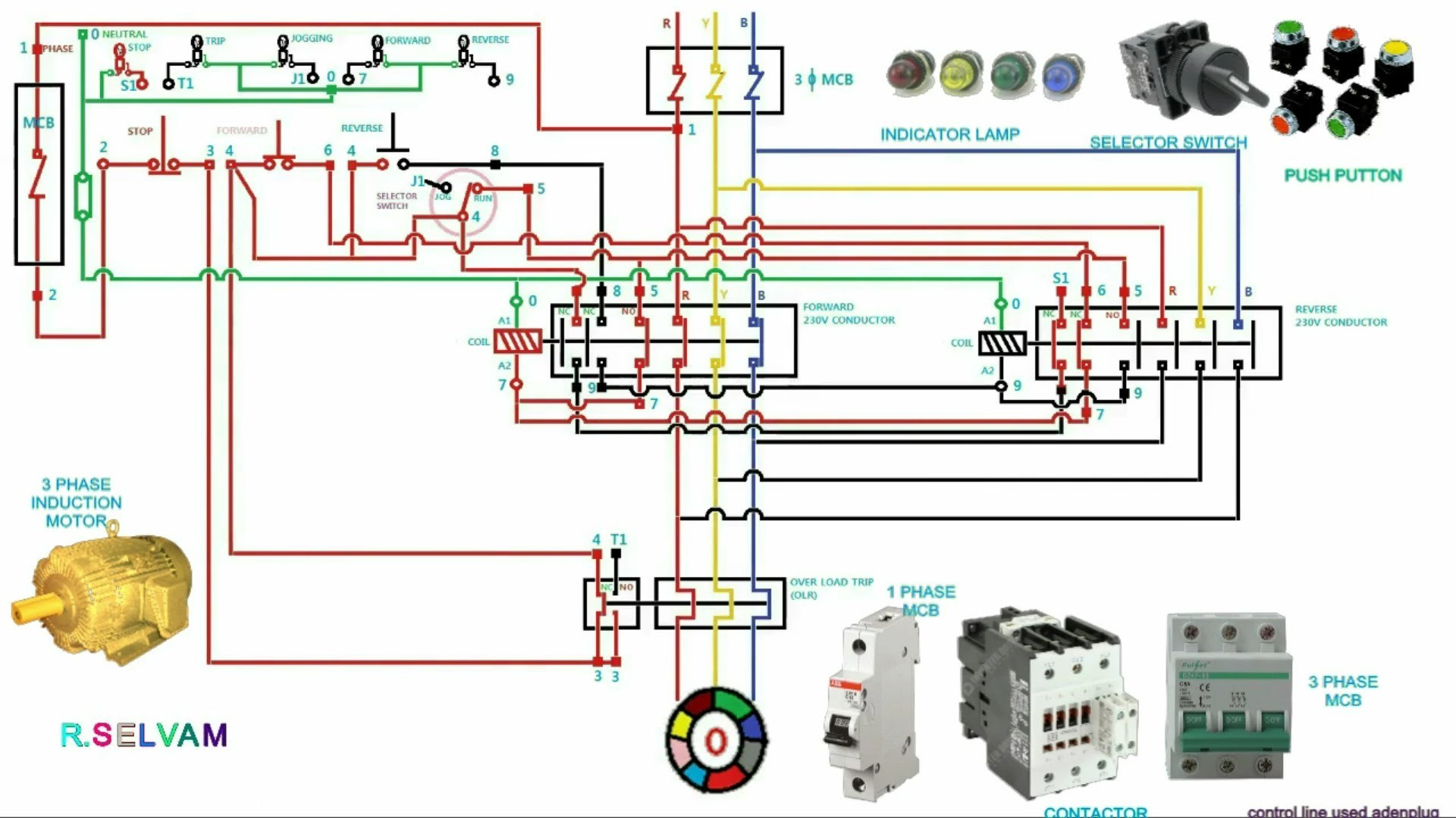 3 Phase Surge Protector Wiring Diagram Gallery