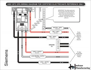 3 Pole Circuit Breaker Wiring Diagram - 3 Pole Circuit Breaker Wiring Diagram Perfect Wiring Diagram Gfci Outlet Valid 2 Pole Gfci Breaker Wiring Diagram 18n