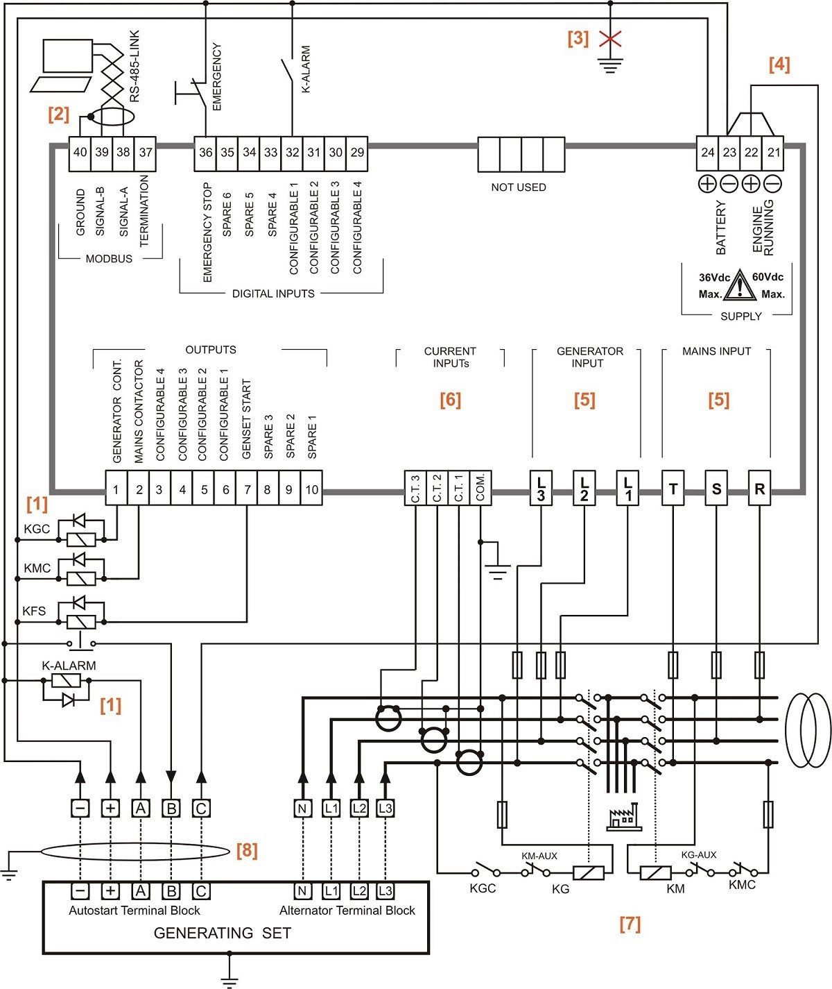 Marine Circuit Breaker Panel Wiring Free Download Wiring Diagram