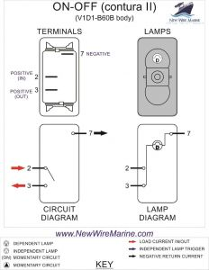 3 Position toggle Switch Wiring Diagram - Wiring Diagram Marine Rocker Switch Wire Center U2022 Rh Prevniga Co 3 Way Switch Terminals 4 Wire Switch Wiring 3e