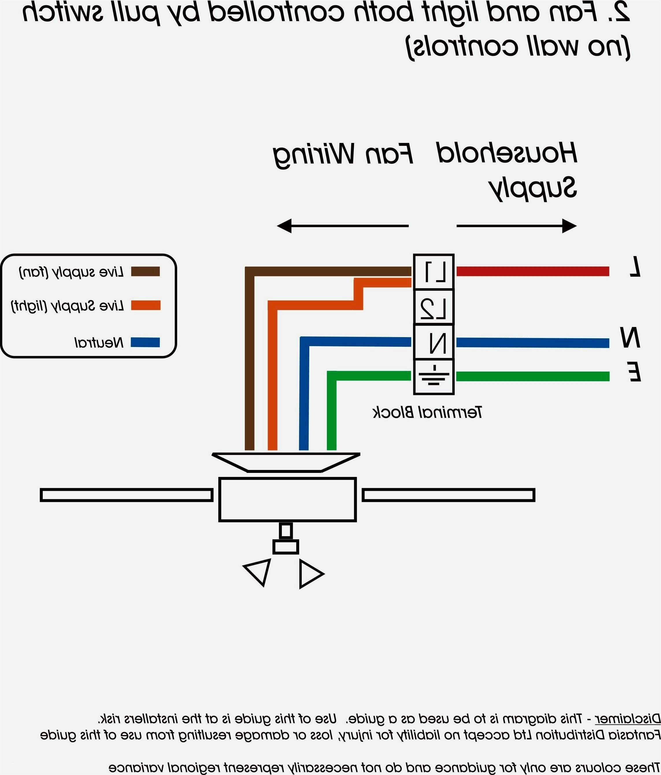 3 Speed Fan Wiring Diagrams - Wiring Diagrams Dock