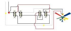 3 Way Fan Switch Wiring Diagram - 3 Way Switch Wiring Diagram for Ceiling Lights Data Striking Fan Light 17c