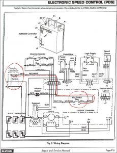 36 Volt Ez Go Golf Cart Wiring Diagram - Ez Go Wiring Diagram for Golf Cart Health Shop Me 15 6 4h