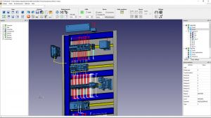 3d Wiring Diagram software - Panel3d Wiring 13n