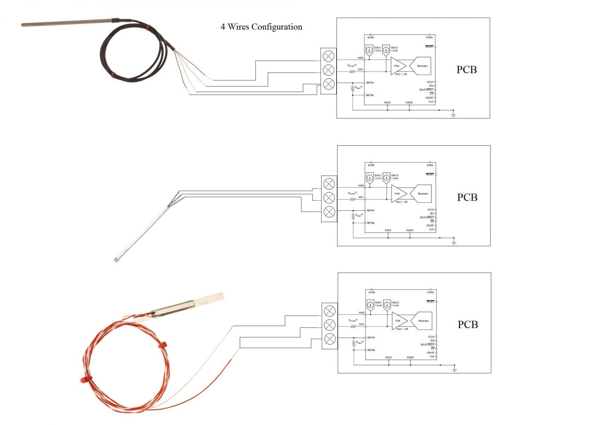 4 wire rtd wiring diagram Download-Thermocouple Wiring Diagram Inspirational Thermocouple Wiring Diagram Unique Best 4 Wire Thermocouple Gallery 2-j