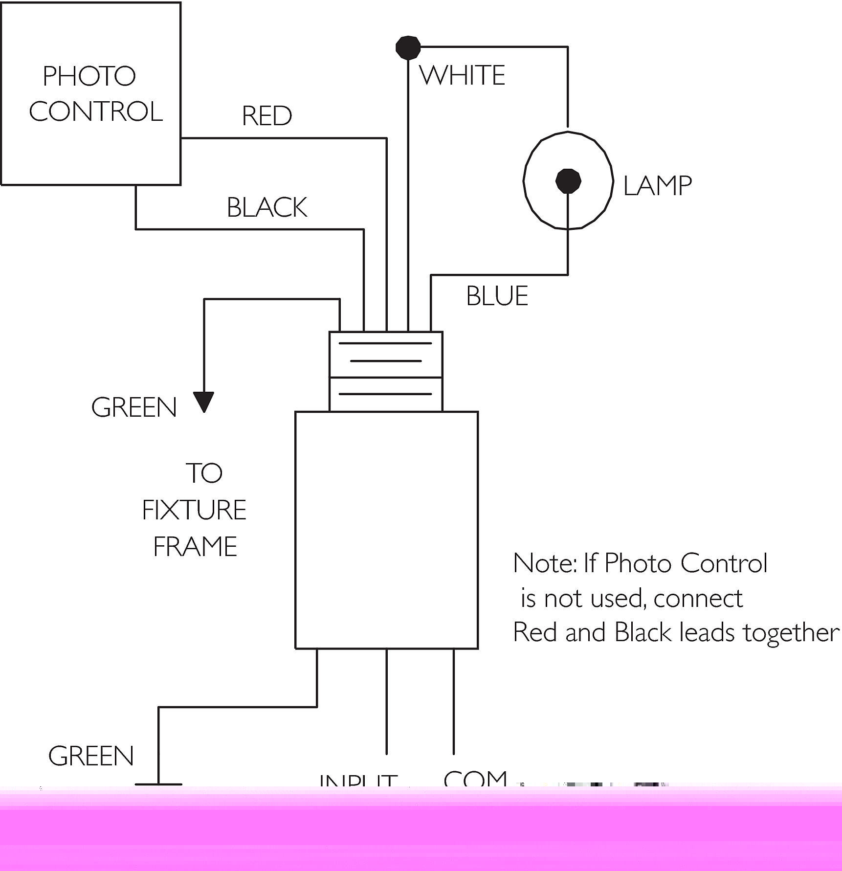 Fluorescent Wiring Diagram from wholefoodsonabudget.com