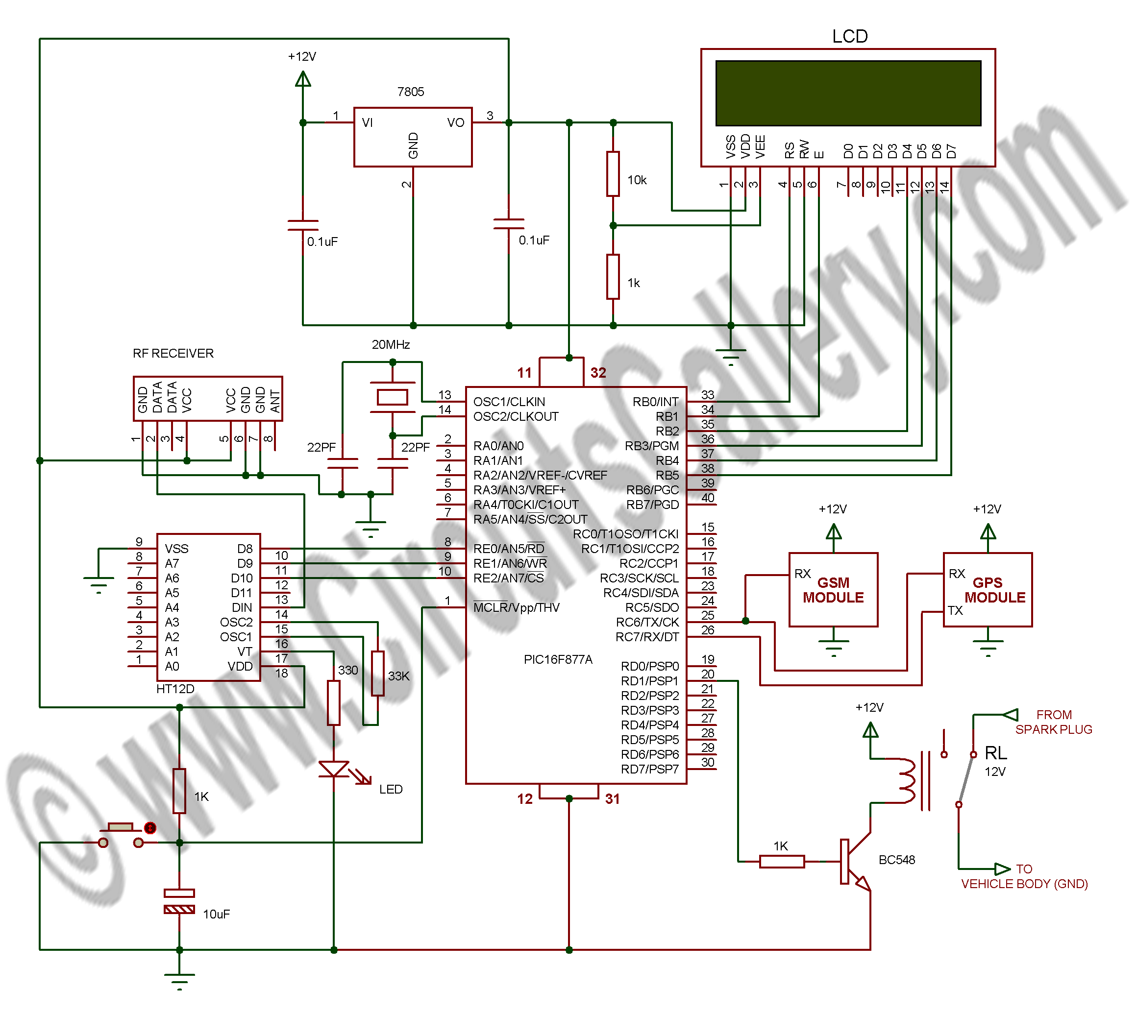 400w hps ballast wiring diagram Download-High Pressure sodium Lamp Wiring Diagram Unique Delighted Electronic Circuit Project Electrical Circuit 16-c