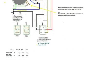 5 Hp Electric Motor Single Phase Wiring Diagram - Wiring Diagram for Doorbell Lighted Help Needed 5 Hp to Cutler and 3 7k