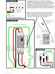 50 Amp Square D Gfci Breaker Wiring Diagram - Wiring Diagram 2 Pole Gfci Breaker Save 2 Pole Gfci Breaker Wiring Rh Kobecityinfo Hooking Up Wires to Breaker Box Residential Breaker Box Wiring 1o