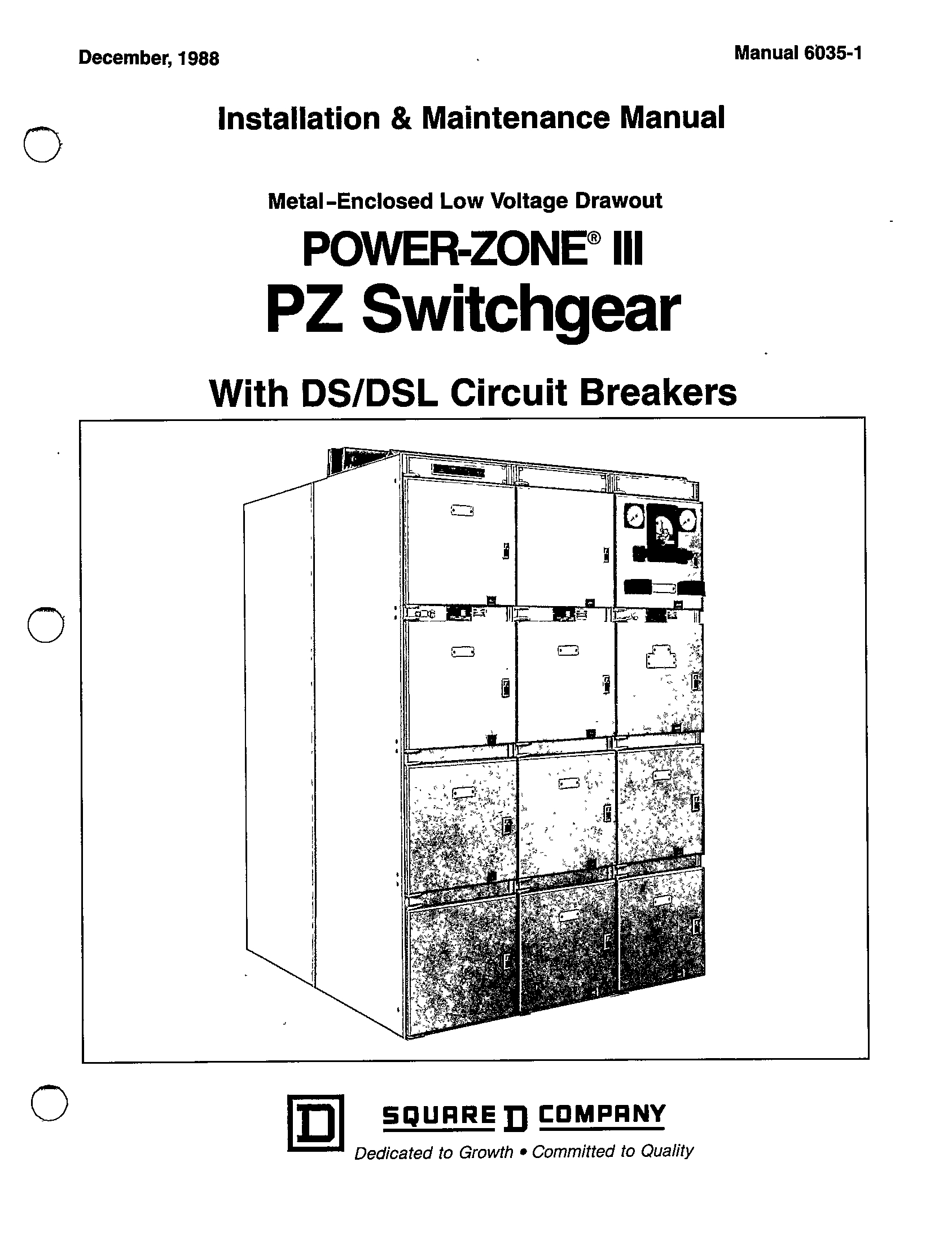 abb ai810 wiring diagram Download-6035 1 metal enclosed low vole drawout power zone iii pz switchgear with ds dsl circuit 11-c