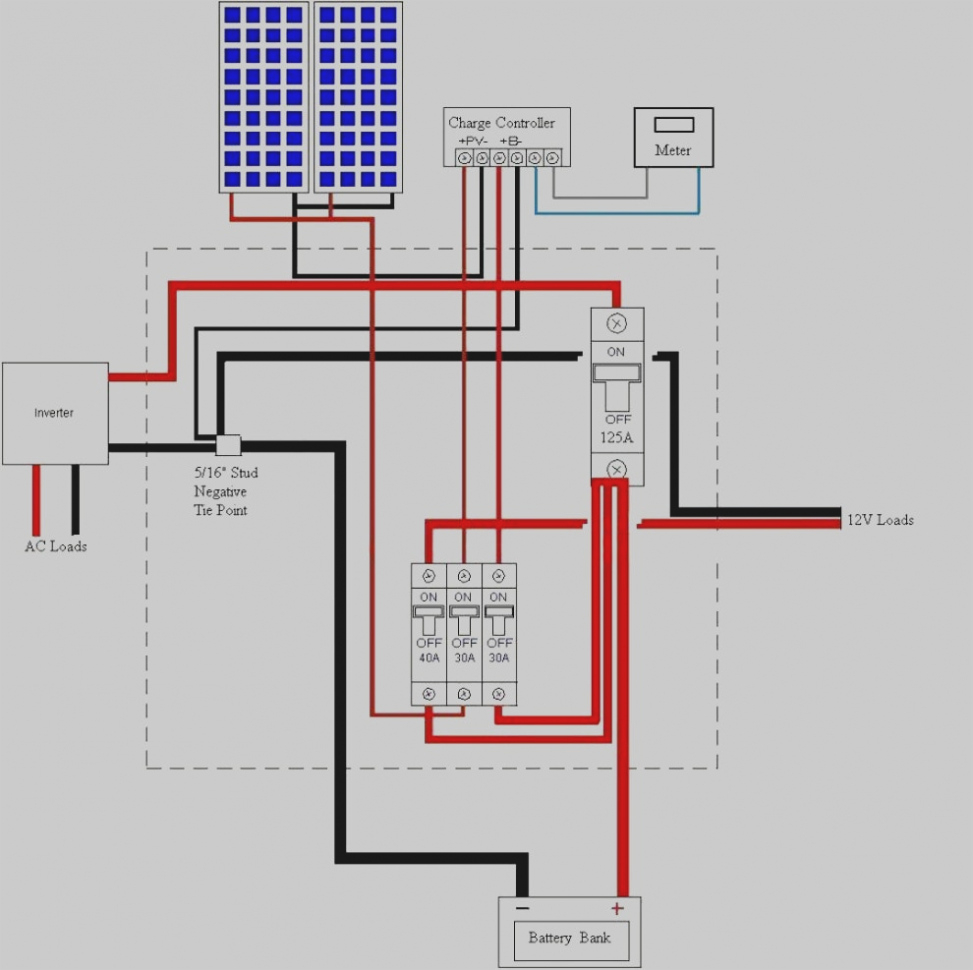 Disconnect Wiring Diagram - Wiring Diagrams List on