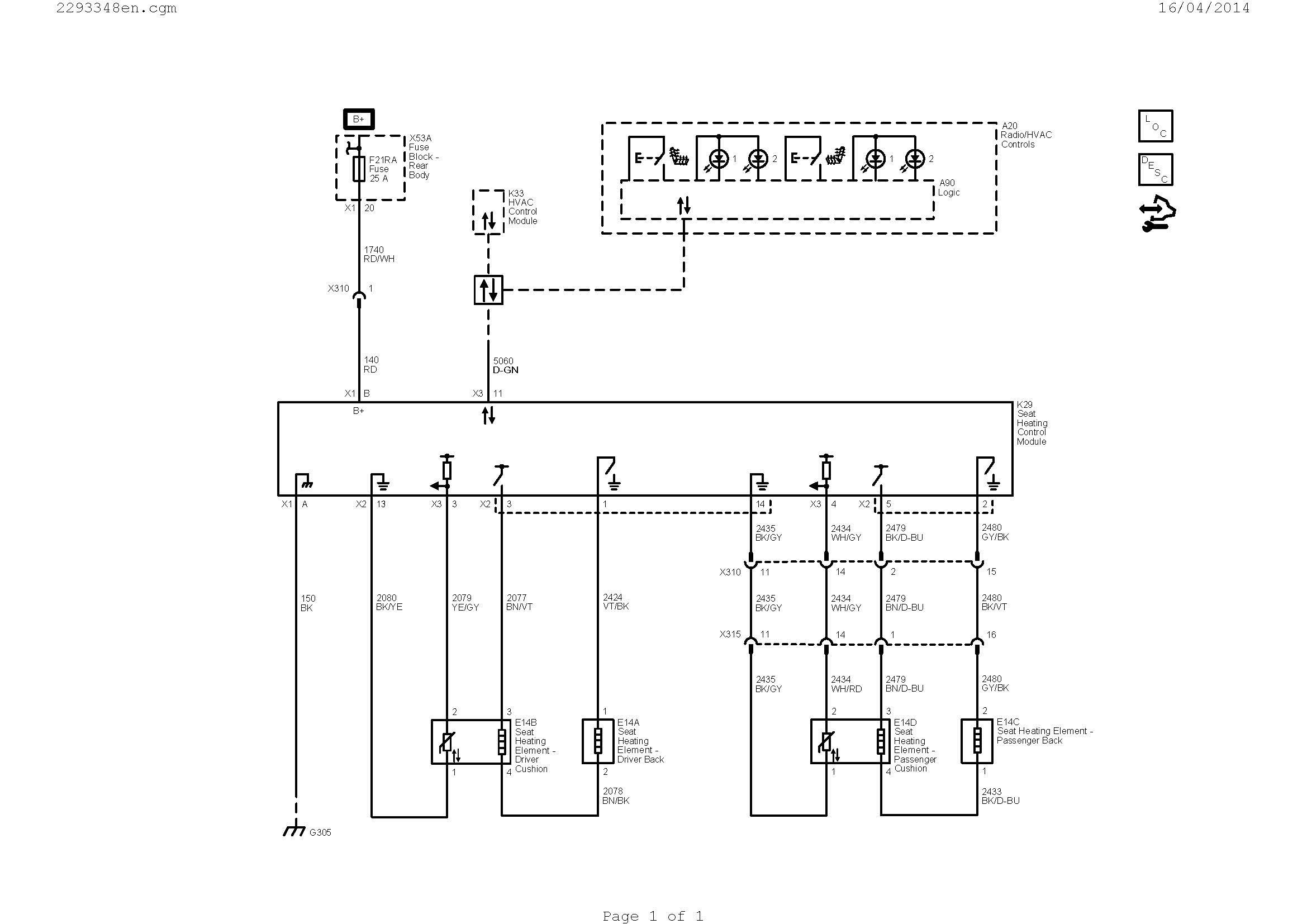 Ac Disconnect Wiring Diagram Gallery