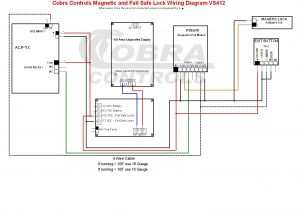 Access Control Card Reader Wiring Diagram - Access Control Wiring Diagram Best Emergency Break Glass Wiring Diagram Door Access Control System 9k