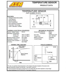 Aem Water Methanol Kit Wiring Diagram - More Views 5i