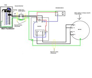Air Compressor Motor Starter Wiring Diagram - Air Pressor Pressure Switch Wiring Diagram 1 Lenito for Square D Rh Releaseganji Net Air Pressor 1b