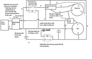 Air Compressor Motor Starter Wiring Diagram - Wiring Diagram for Air Pressor Pressure Switch Collection Air Pressor Pressure Switch Wiring Diagram New 16r