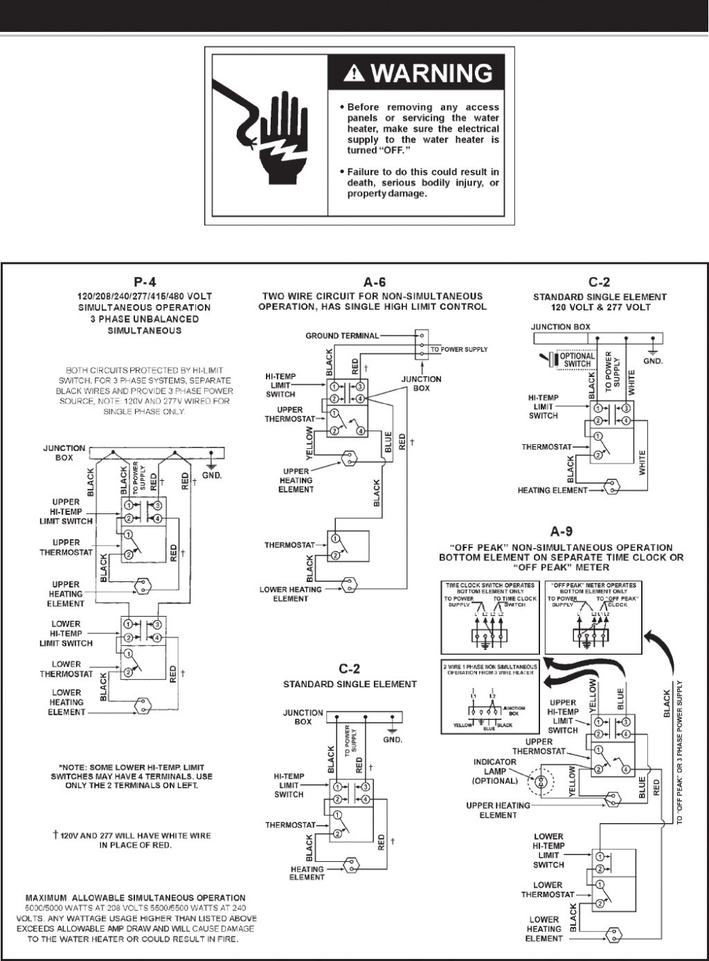 ao smith electric motor wiring diagram gallery. Black Bedroom Furniture Sets. Home Design Ideas