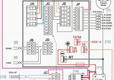 Asco Transfer Switch Wiring Diagram - asco 7000 Series Automatic Transfer Switch Wiring Diagram New Diagramuto Transfer Switchts Workingnd Control Panel Wiring 10j
