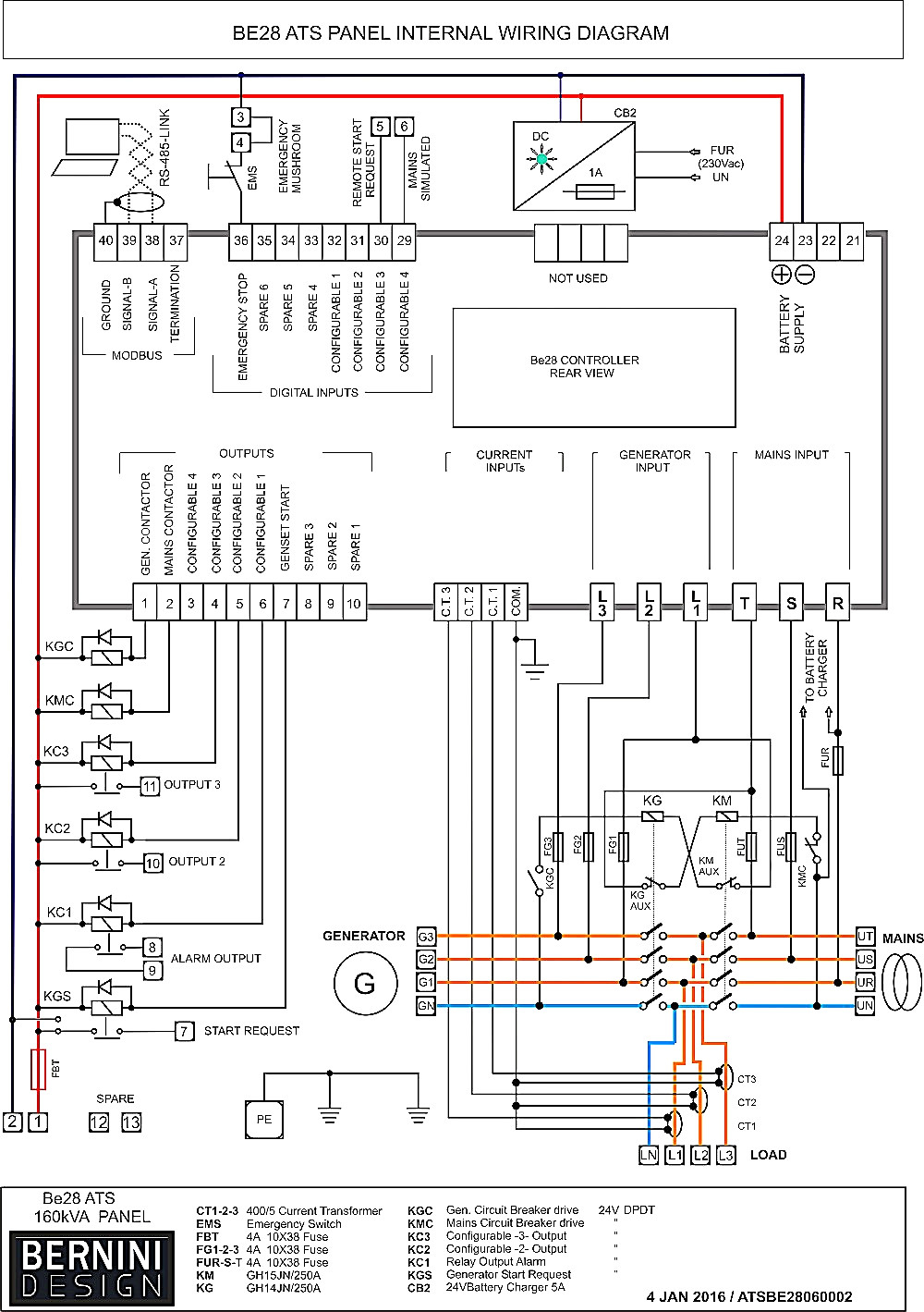 Asco Transfer Switch Wiring Diagram Collection