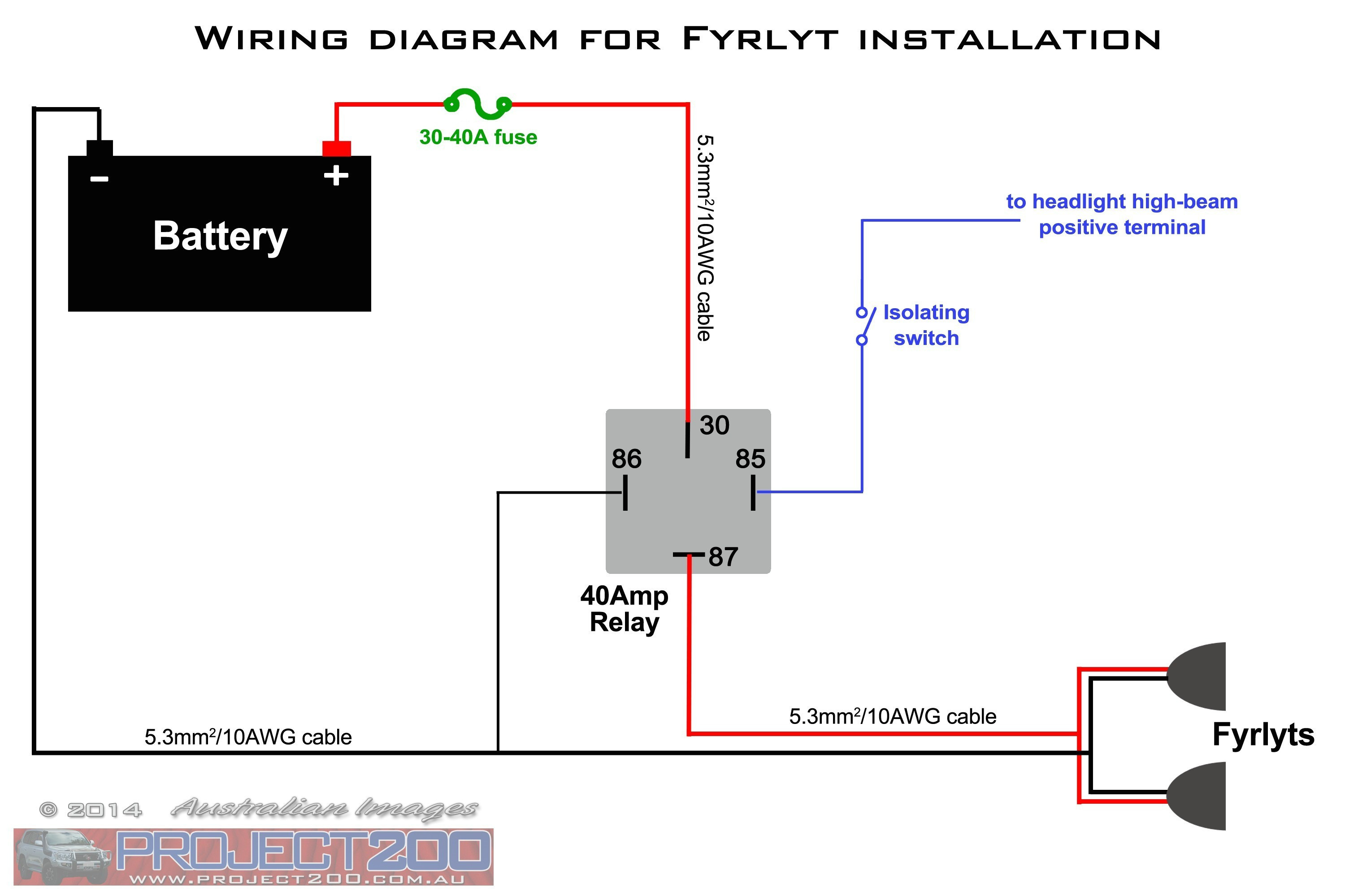 automatic charging relay wiring diagram collection. Black Bedroom Furniture Sets. Home Design Ideas