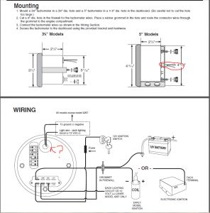 Autometer Gauge Wiring Diagram - Autogage by Autometer Wiring Diagram Elegant Auto Meter Wiring Diagrams with Schematic Pics Linkinx 13a