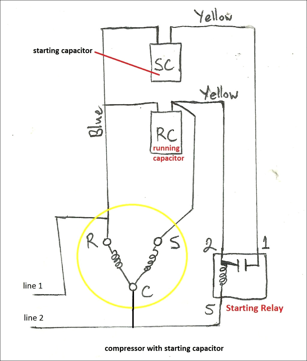 5 Wire Motor Wiring Diagram from wholefoodsonabudget.com