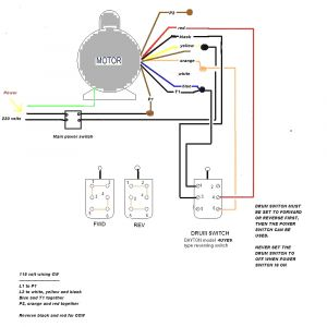 Baldor Reliance Industrial Motor Wiring Diagram - 2 Hp Baldor Motor Wiring Diagram Diagrams Schematics Outstanding Electric 1l