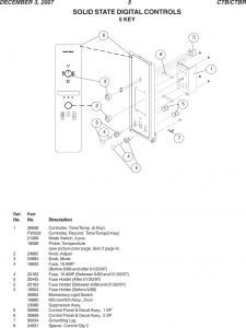 Blodgett Ef 111 Wiring Diagram - Page 5 Of 12 Blod T Blod T Ctb Users Manual Ctb 9k