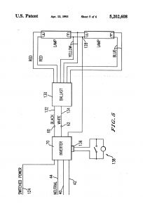 Bodine B50 Wiring Diagram - Lighting Ballast Wiring Diagram Best Bodine Emergency B50 In Rh Acousticguitarguide org 16d