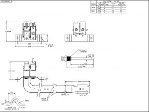 Capillary thermostat Wiring Diagram - 351 High Limit Capillary and Bulb thermostat 2k